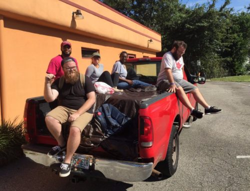 Mutual Aid efforts in the wake of Hurricane Michael