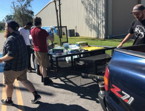 Dual-Power in a Three-Way Fight: Critical Reflections on Hurricane Michael